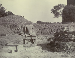 Buddhists [sic] remains (Sarnath). 39